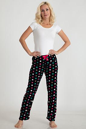 Kadife Pijama Altı