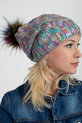 Varaklı Şapka