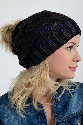 Varaklı Şapka-5012242539