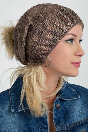 Varaklı Şapka-5012242540