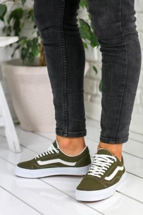 Sabastiano Haki Yeşil Erkek Spor Ayakkabı