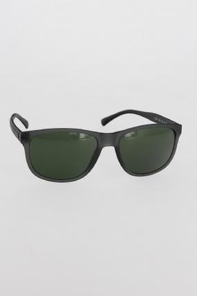 Siyah Renk Çerçeveli Yeşil Camlı Erkek Güneş Gözlüğü