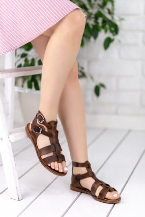 Kinley Taba Cilt Sandalet