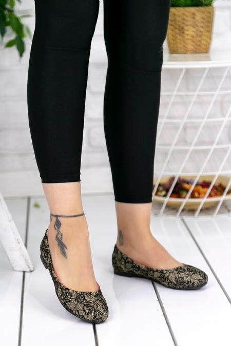 Aryana Sarı Babet Ayakkabı-1610