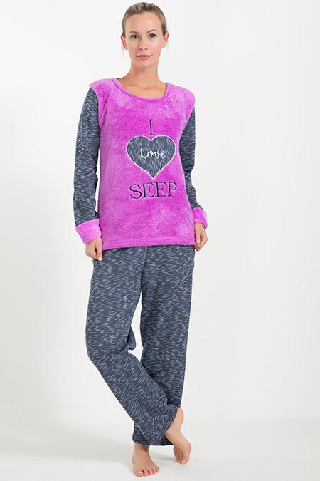 Polar Pijama Takımı-41034966377