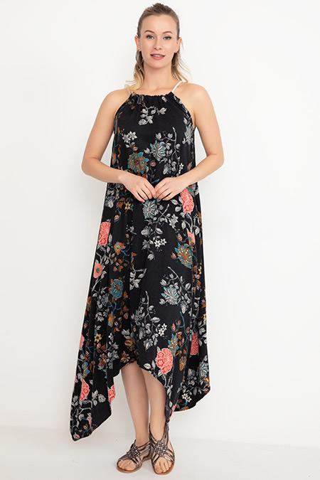 İp Askılı Elbise-41034991749
