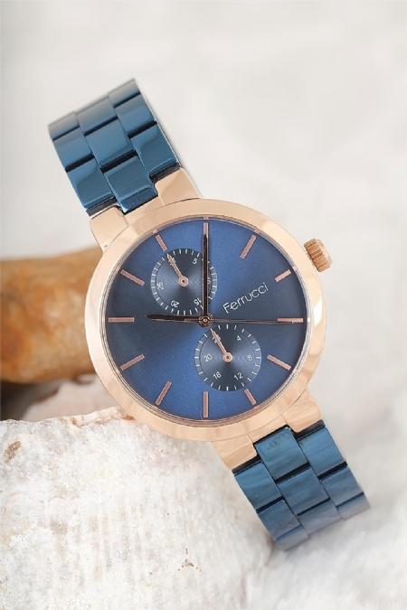 Ferrucci 2 Yıl Garantili Bayan Saat-LBS101