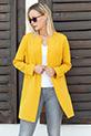 Cepli Ceket / Sarı