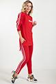 Tunik Eşofman Takımı / Kırmızı