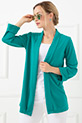 Kapri Kol Ceket / Yeşil