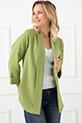 Kapri Kol Ceket / Fıstık Yeşili
